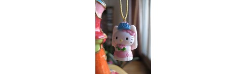 Pendentifs Hello Kitty divers